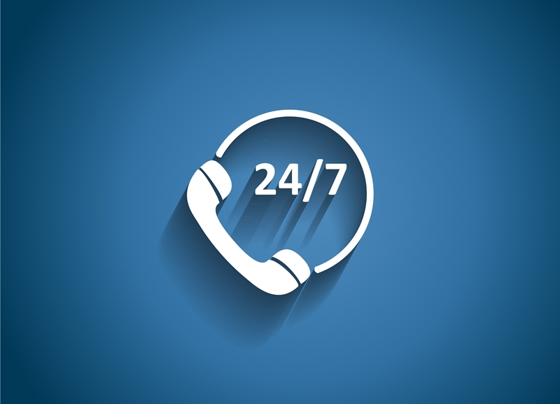 24 Hour Phone Teller