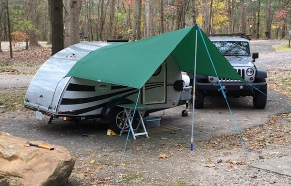 2017 TAG XL teardrop camper